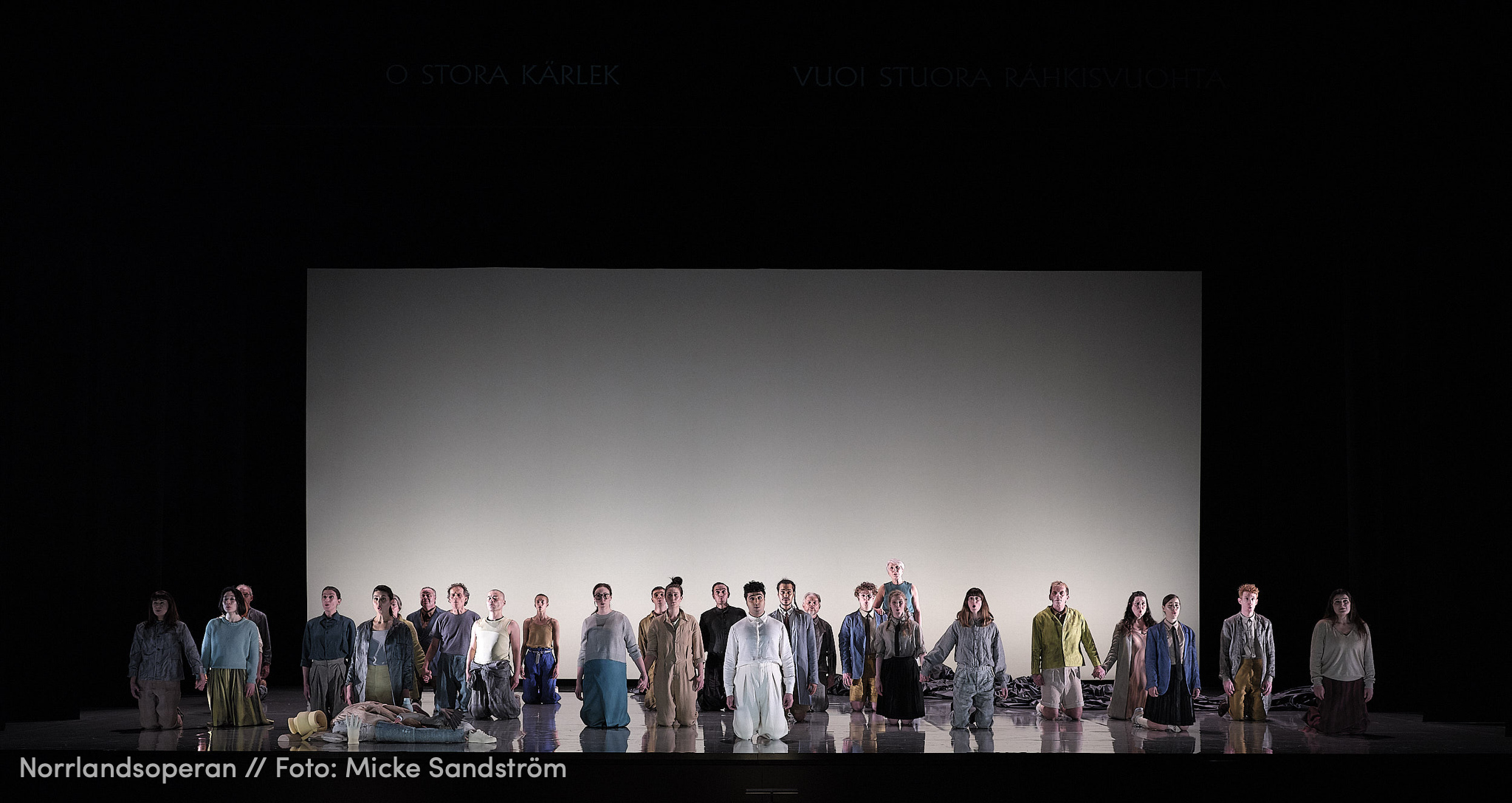 WE - An unknown opera by Bach?